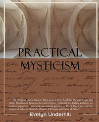Practical Mysticism by Evelyn Underhill image
