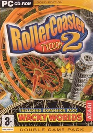 RollerCoaster Tycoon 2 Gold Edition for PC Games image