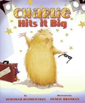 Charlie Hits It Big by Deborah Blumenthal image