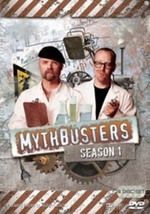 Mythbusters - Season 1 (4 Disc Set) on DVD