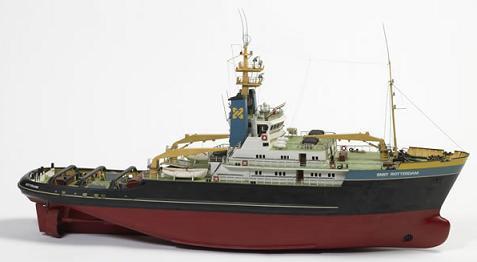 Billing Boats 1:75 Smit Rotterdam Wooden Kit Set