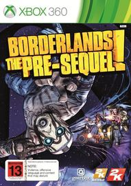 Borderlands: The Pre-Sequel for Xbox 360