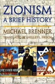 Zionism by Michael Brenner
