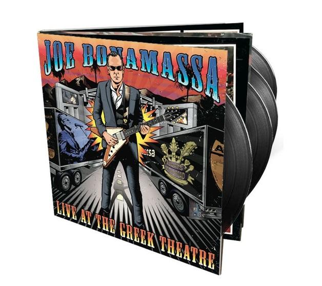Live At The Greek Theatre (4LP) by Joe Bonamassa