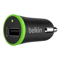 Belkin BOOST↑UP Car Charger - Black (12 Watt/2.4 Amp)