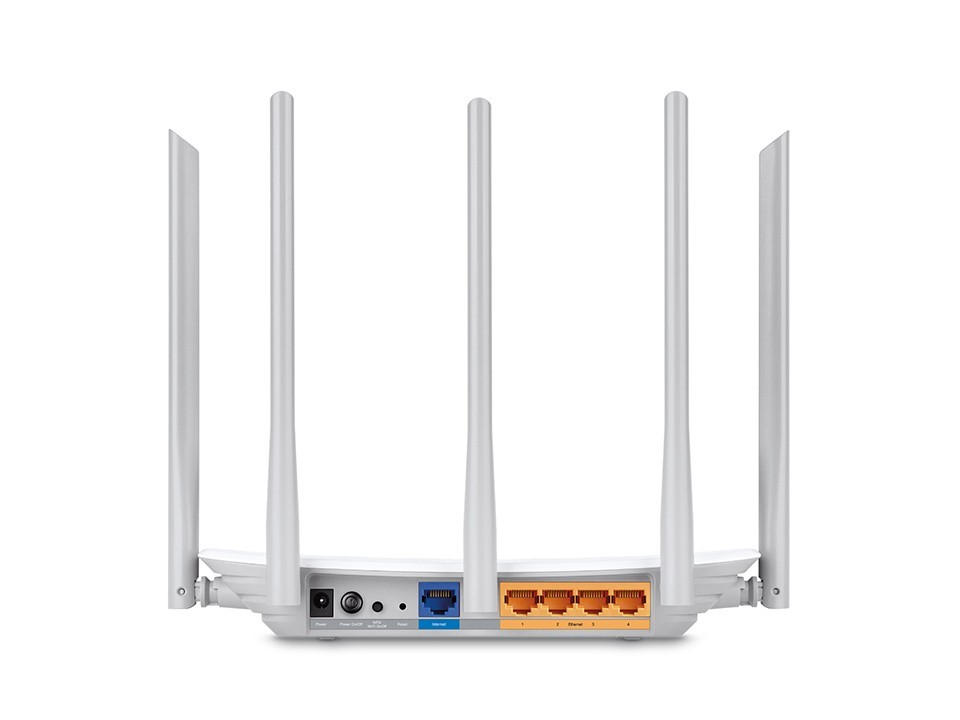 TP-Link Archer C60 AC1350 Wireless Dual Band Router image