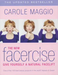 The New Facercise by Carole Maggio image