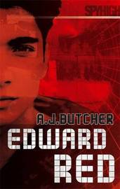 Spy High 2: Edward Red by A.J. Butcher image