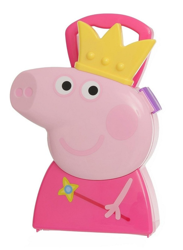 Peppa Pig: Roleplay Set - Jewellery Case