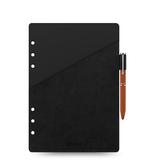 Filofax A5 Pen Loop - Black