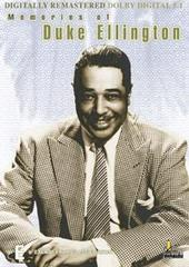 Duke Ellington - Memories Of A Duke on DVD