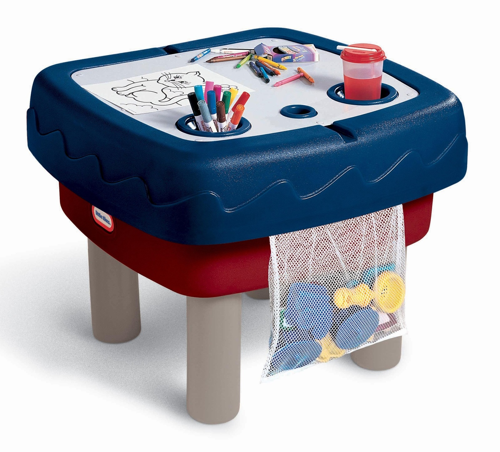 Little Tikes: Easy-Store - Sand & Water Table image