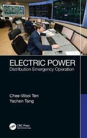 Electric Power by Chee-Wooi Ten