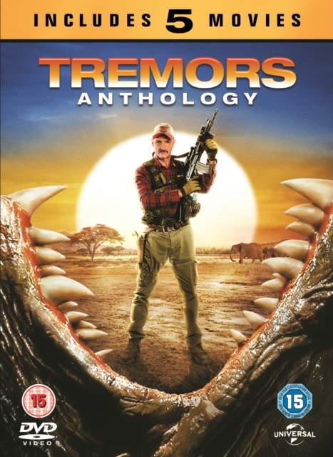 Tremors Anthology on DVD