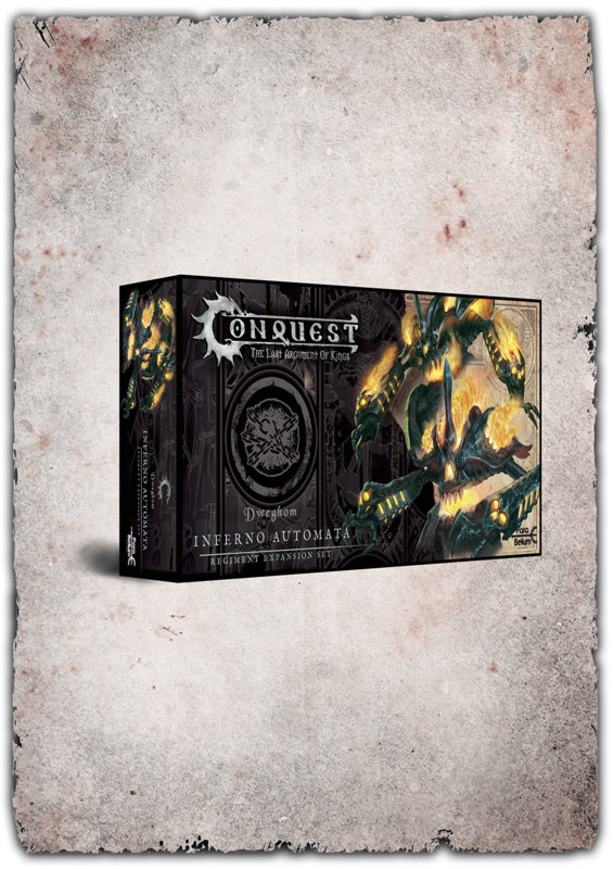 Conquest: Dweghom Inferno Automata