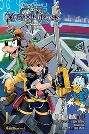 Kingdom Hearts III: The Novel, Vol. 1 (Light Novel) by Tomoco Kanemaki
