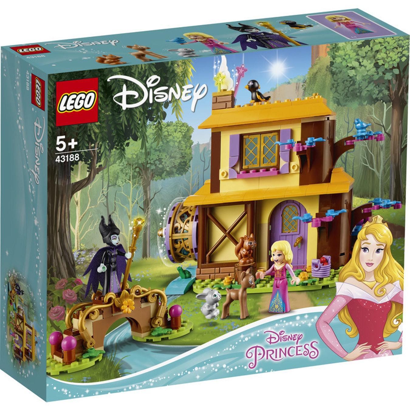 Disney Princess - Aurora's Forest Cottage image