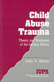 Child Abuse Trauma by John N. Briere image