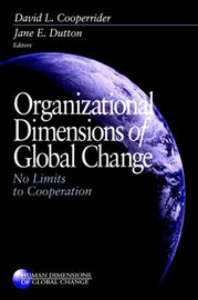 Organizational Dimensions of Global Change image