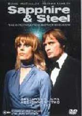 Sapphire & Steel Vol 1 on DVD