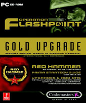 Operation Flashpoint: Red Hammer Expansion - R16+ for PC Games