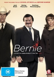 Bernie on DVD