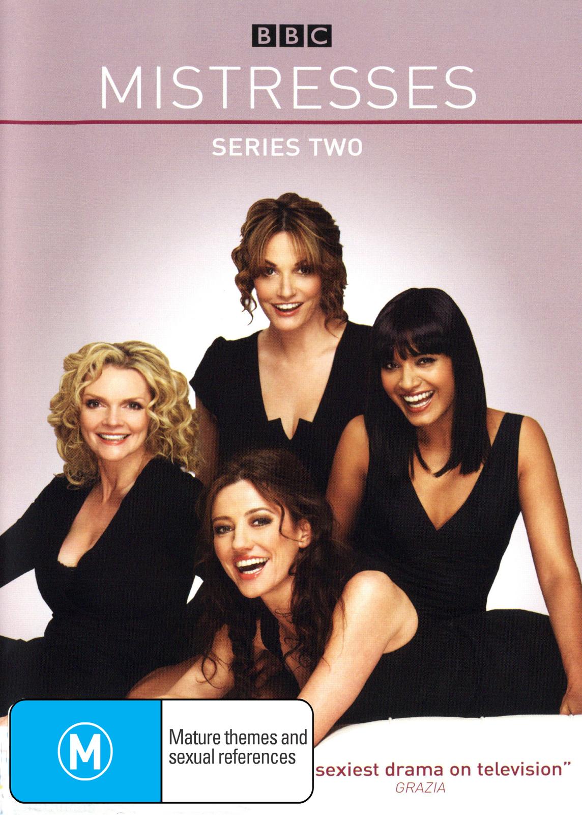Mistresses: Series 2 (2 Disc Set) on DVD image