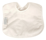 Silly Billyz Organic Large Bib (Milk)