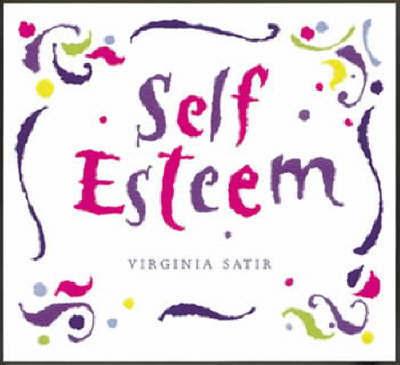 Self Esteem by Virginia M. Satir image