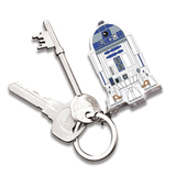 Star Wars - R2-D2 Keyring Torch with Sound