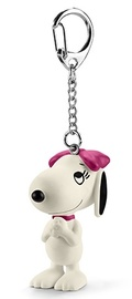 Schleich: Belle Happy Keychain