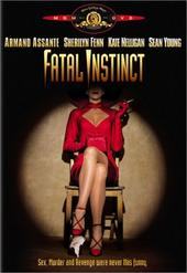 Fatal Instinct on DVD