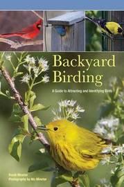 Backyard Birding by Randi Minetor
