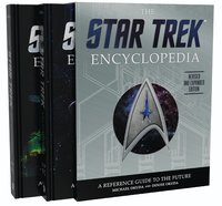 The Star Trek Encyclopedia, Revised and Expanded Edition by Michael Okuda