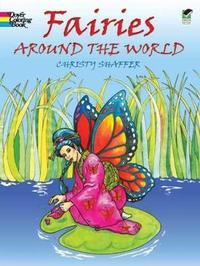 Fairies Around the World by Christy Shaffer image