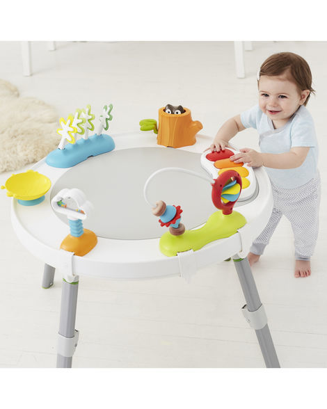 Explore & More - Baby's View 3-Stage Activity Center image