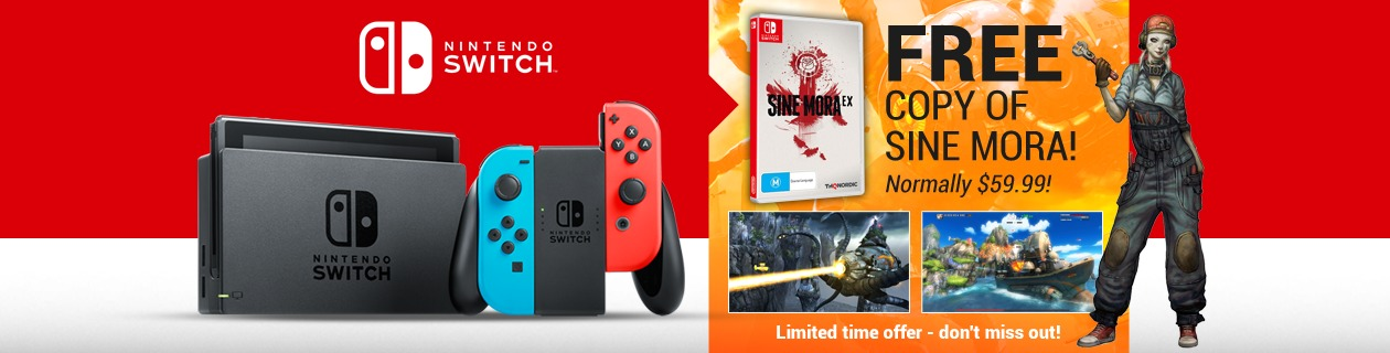 Switch deal