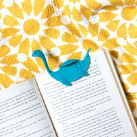 Nessie Tales Bookmark (Turquoise)