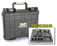 Battle Foam: The Sirocco - Black Label Case (Pluck Foam Load Out)