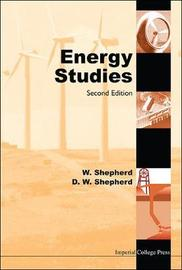 Energy Studies (2nd Edition) by DAVID William Shepherd