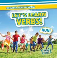 Let's Learn Verbs! by Kate Mikoley image