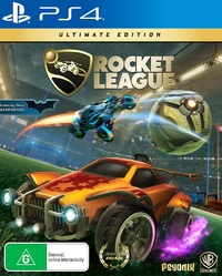 Rocket League Ultimate Edition for PS4