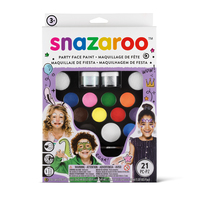 Snazaroo: Face Paint Ultimate Party Pack