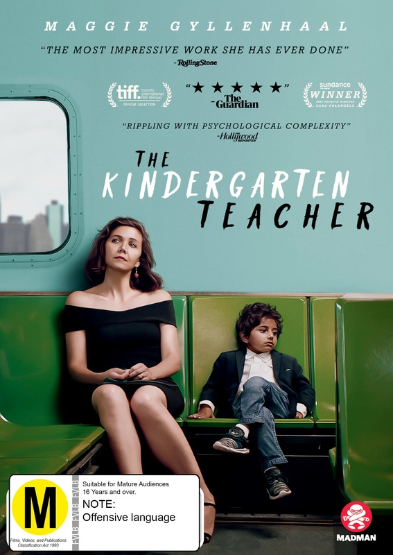 The Kindergarten Teacher on DVD