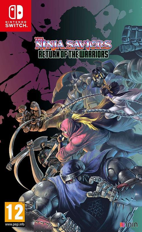 The Ninja Saviors: Return Of The Warriors for Switch