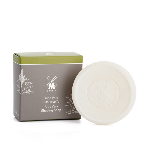 Muhle Shaving Soap - Aloe Vera