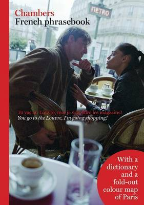 Chambers French Phrasebook by . Chambers image