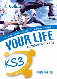Your Life: KS3 Co-ordinator's File by John Foster image