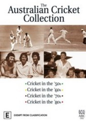 Australian Cricket Collection, The (4 Disc Box Set) on DVD