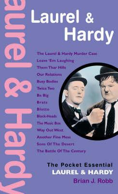 Laurel & Hardy by Brian J Robb